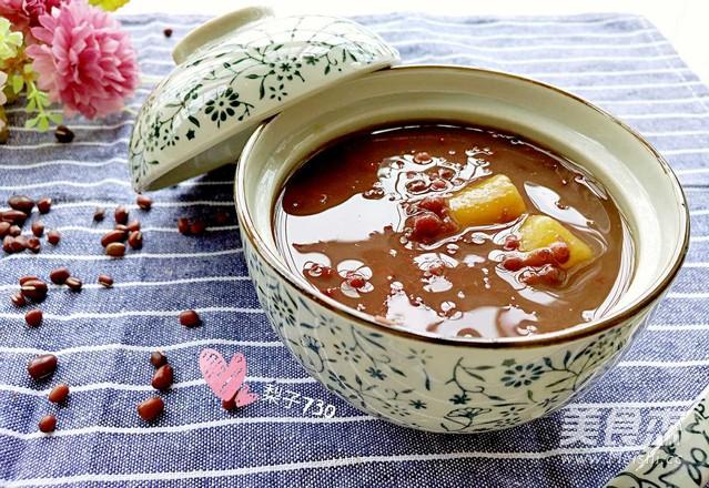 红豆汤怎么炒