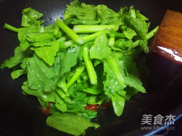 菜苔炒腊肉怎么煮