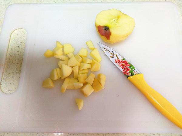苹果泥的做法图解
