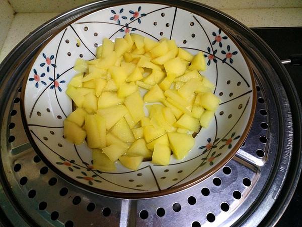 苹果泥的家常做法