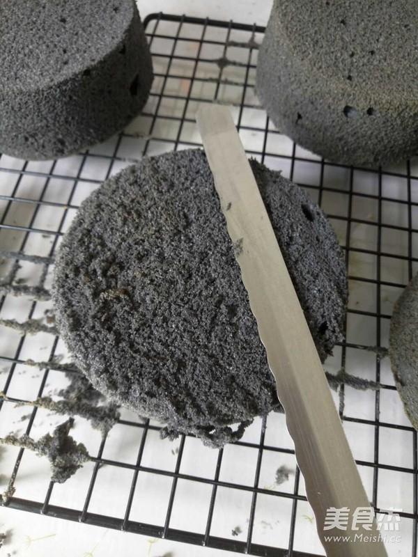 煤球蛋糕怎样炒