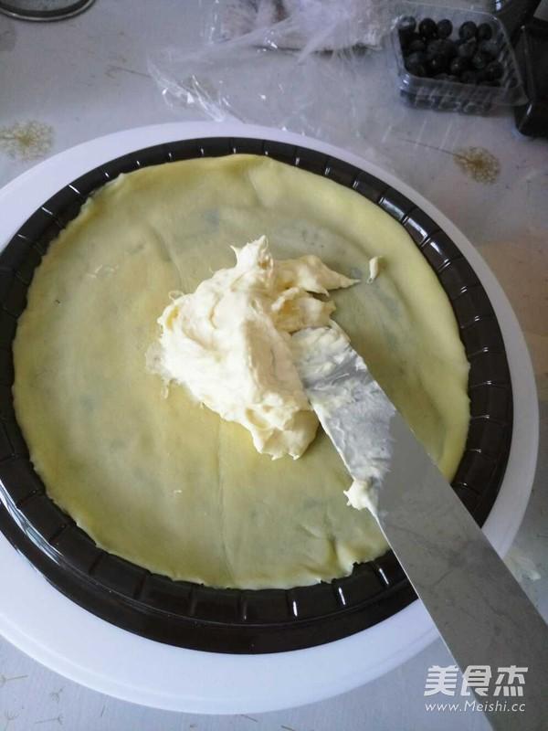 8寸榴莲千层蛋糕怎样炒