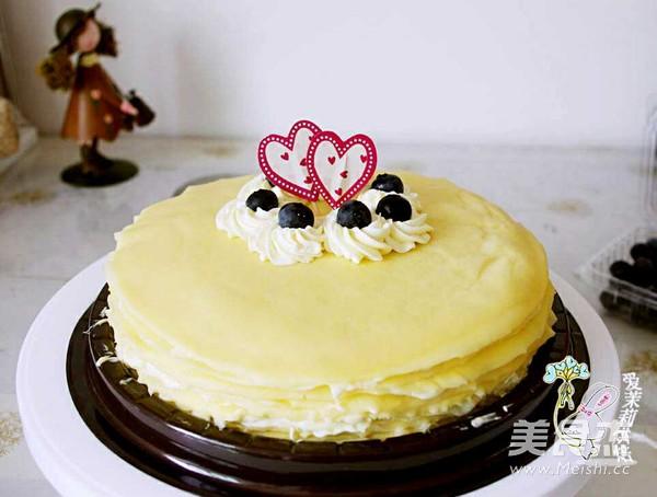 8寸榴莲千层蛋糕怎样煮