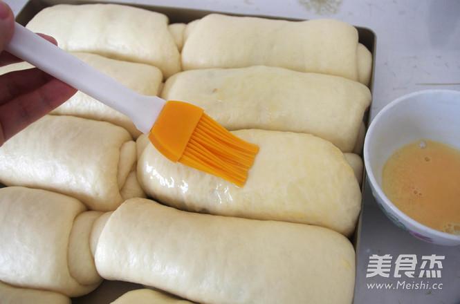 豆沙面包卷怎样做