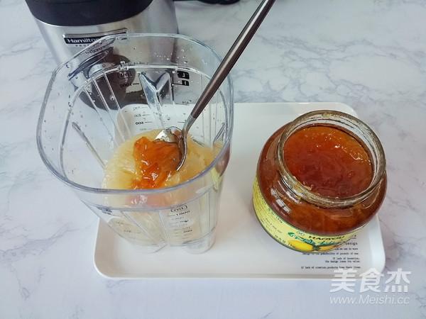 柚子蜂蜜汁的家常做法