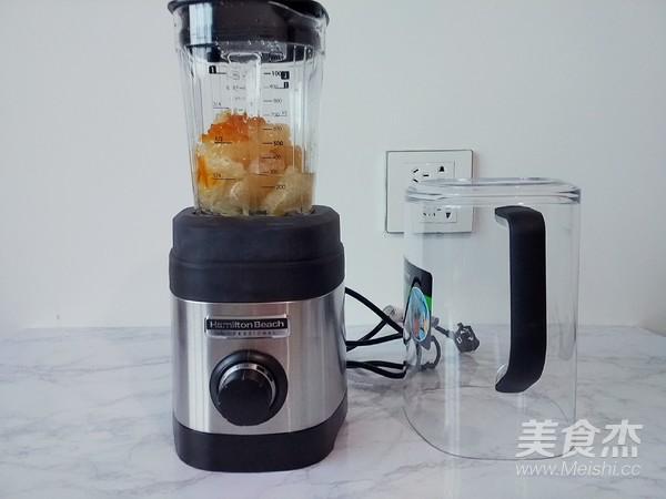 柚子蜂蜜汁的简单做法