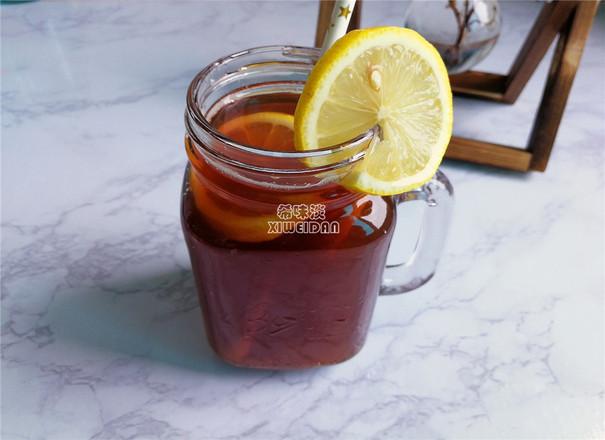 柠檬红茶怎么做