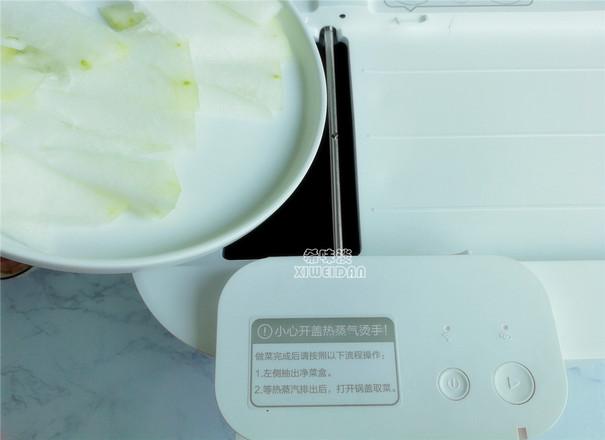 冬瓜虾仁汤的做法图解