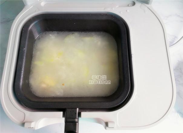 冬瓜虾仁汤怎么做