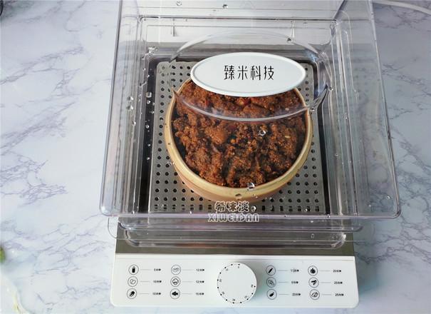 川香粉蒸肉怎么炒