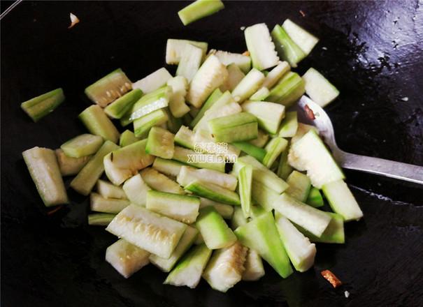 丝瓜汤的家常做法