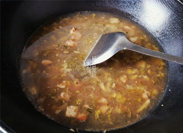 老坛酸菜牛肉面的简单做法