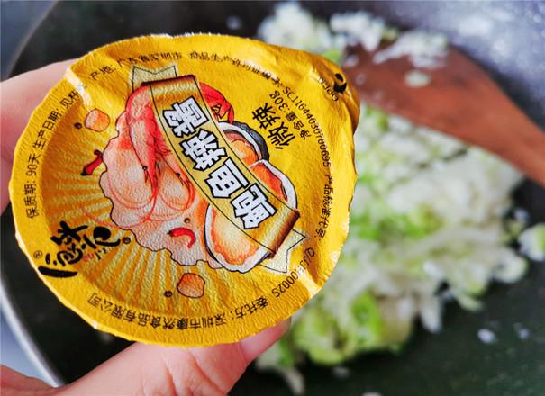 鲍鱼辣酱炒饭怎么吃