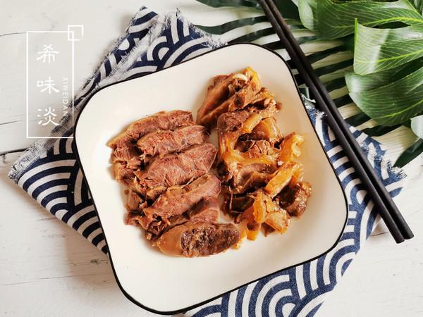 酱牛肉成品图