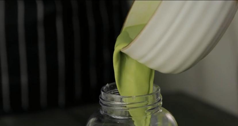 软绵绵的低卡抹茶奶提怎么做