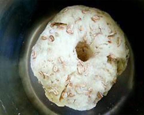 牛奶燕麦馒头的简单做法
