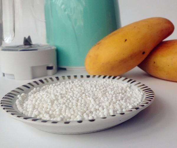 牛奶芒果西米露的做法大全