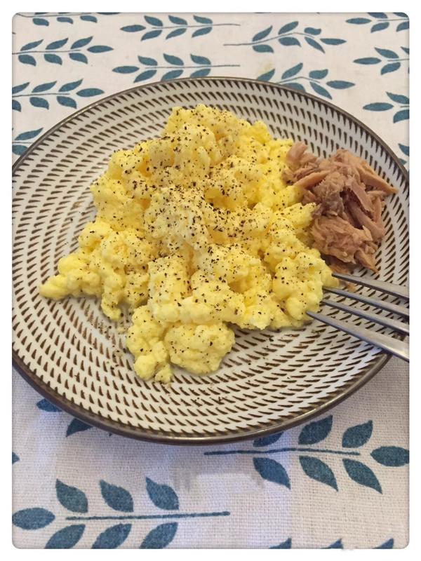 美式炒蛋怎么吃