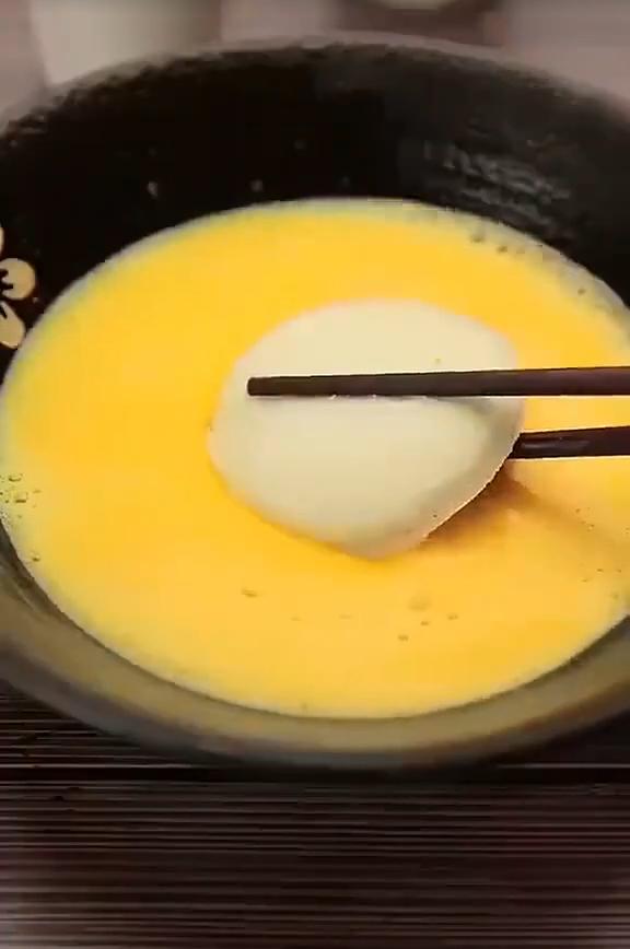 超简单炸酸奶怎么吃