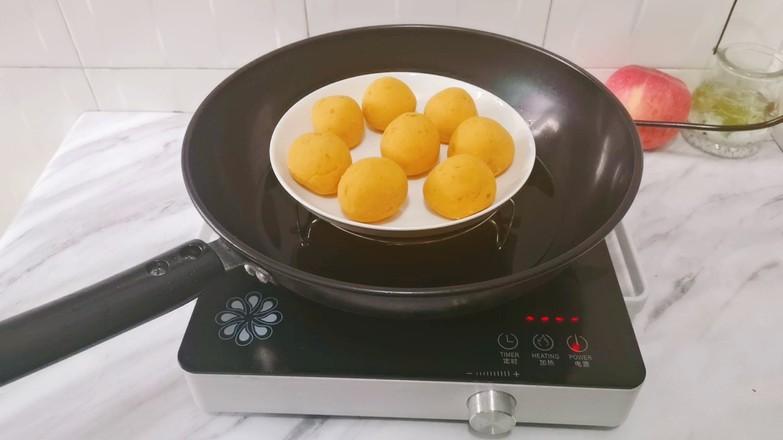 低脂红薯糯米球怎么炒