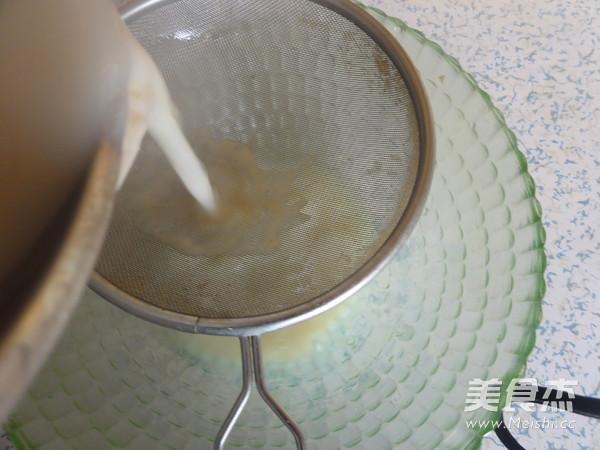 大枣豆浆的步骤