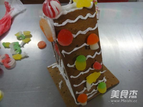圣诞节红糖版姜饼屋怎样煸