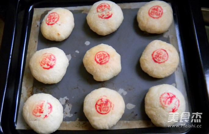 鲜肉榨菜酥饼怎样煮