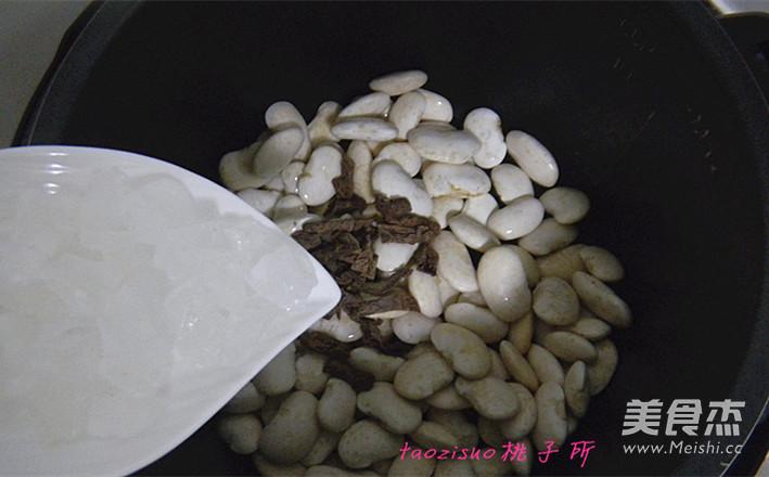 话梅芸豆怎么吃