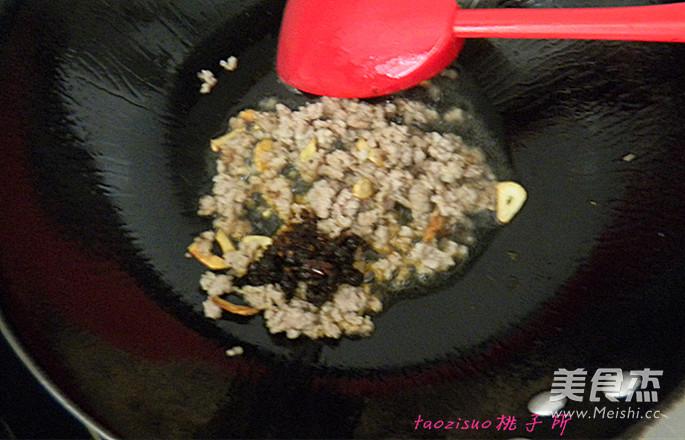 肉末炒豇豆怎么吃