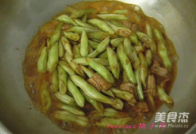 五花肉焖扁豆怎么煮