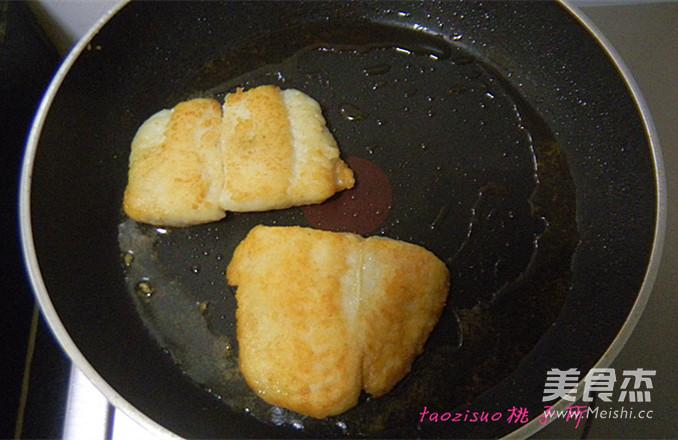 黄金鱼排怎么吃
