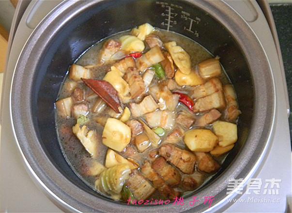 春笋烧肉怎么煮