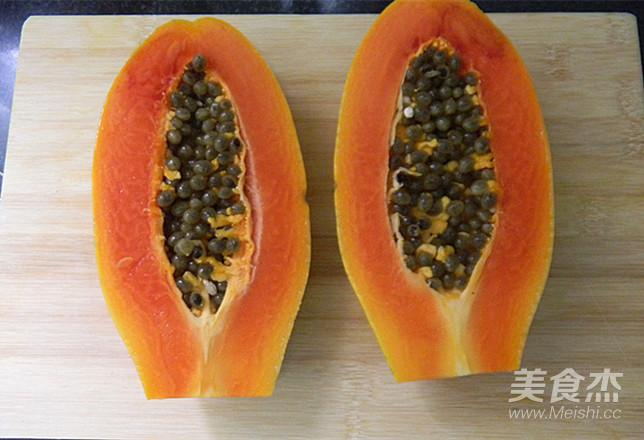 木瓜汆鱼片的家常做法