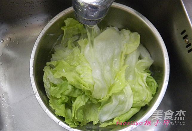 蒜蓉蚝油生菜的做法大全