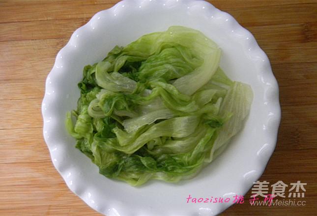 蒜蓉蚝油生菜的简单做法