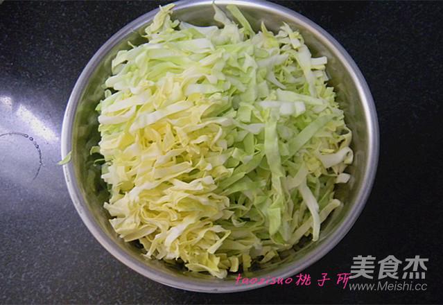 粉丝圆白菜的做法大全