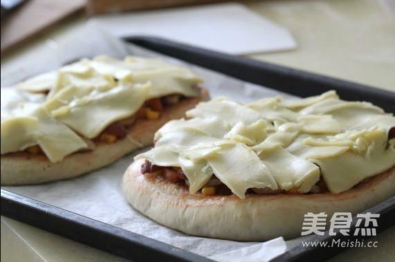 素披萨怎么做