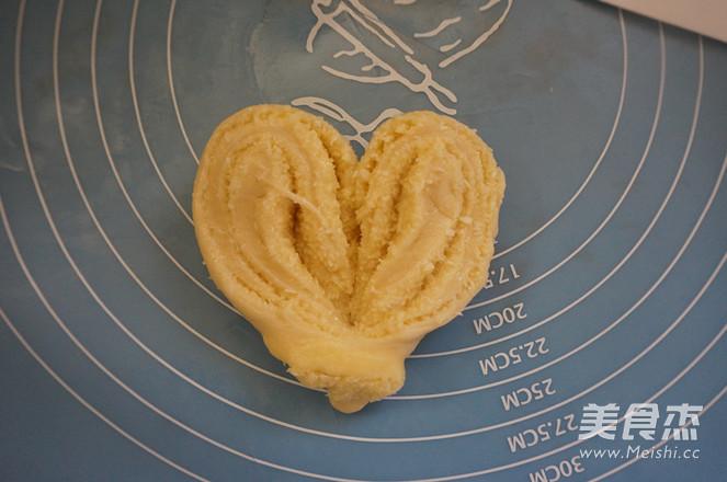 心型椰蓉面包怎样煮