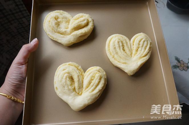 心型椰蓉面包怎样炖