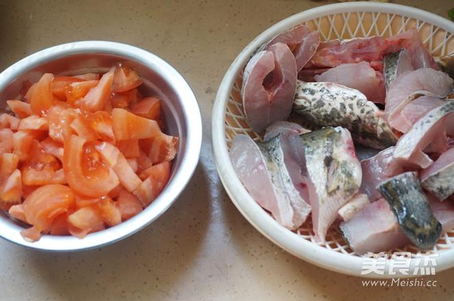 年年有鱼——番茄鱼汤的做法大全