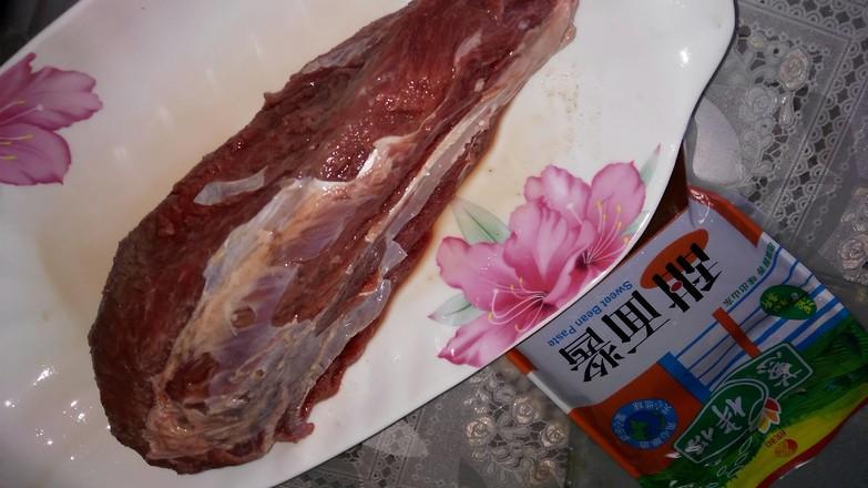 自制麻辣酱牛腱子肉的做法大全