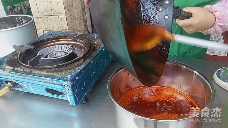 柳州螺蛳粉的做法--红油怎么做