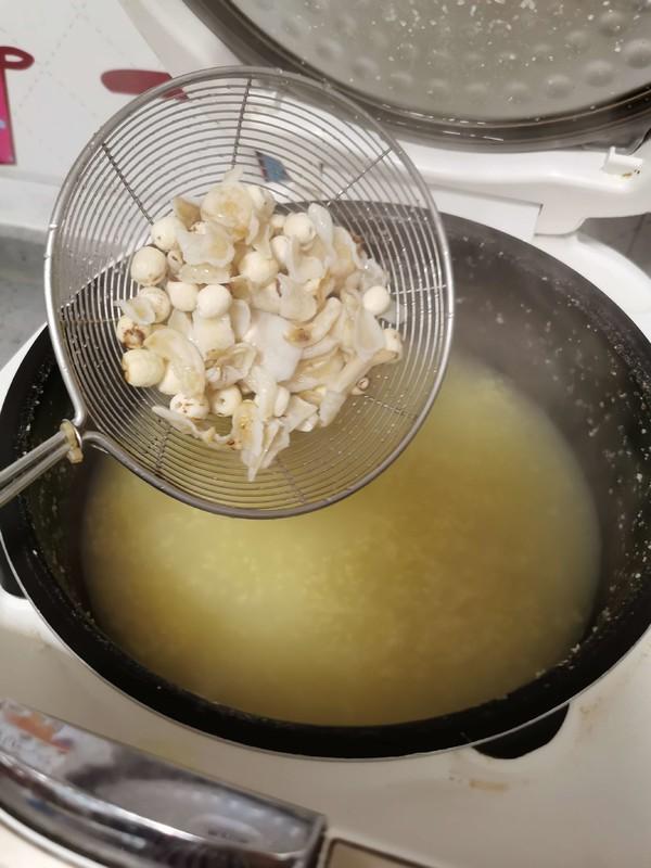 百合莲子红糖小米粥怎么做