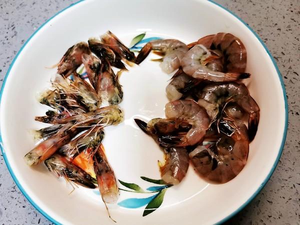 鲜虾粉丝煲的做法大全