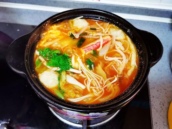 韩国泡菜火锅怎样做