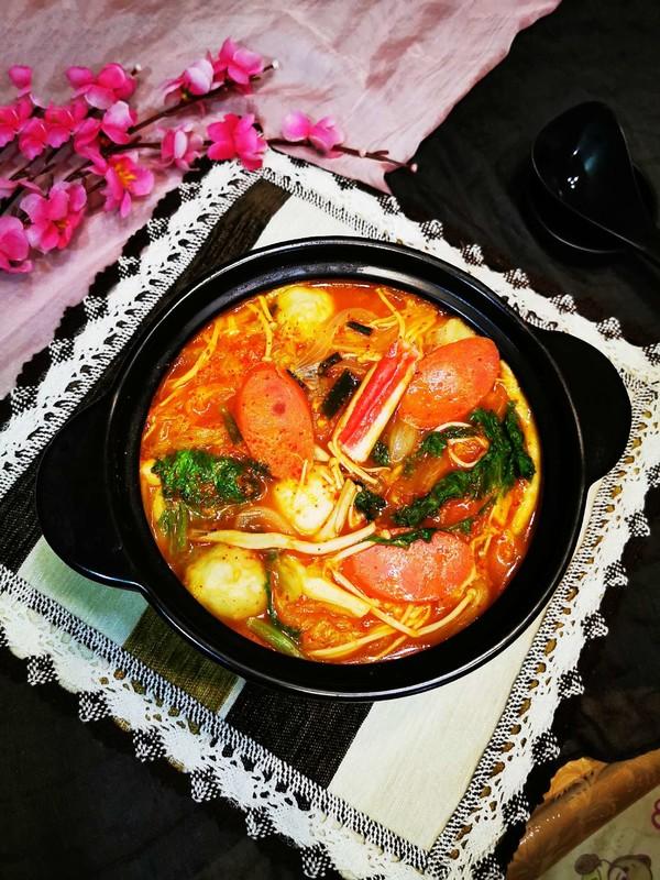 韩国泡菜火锅怎样炒