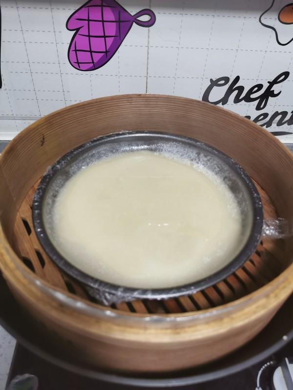 双色冰皮月饼的简单做法