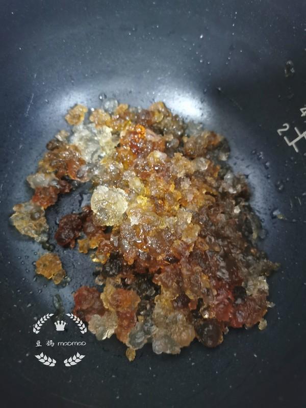 桃胶红枣薏米汤怎么吃