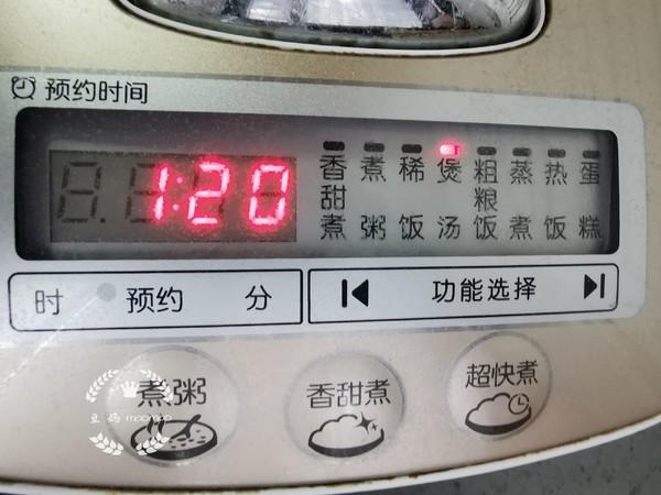 桃胶红枣薏米汤怎么煮