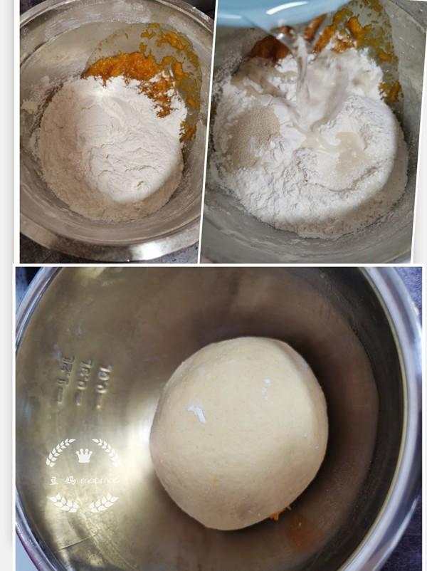 鸭舌帽豆沙包的做法图解